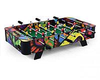 Настольный футбол (кикер) «Derby» (96x52x23см, цветной), фото 1