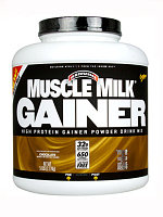 Гейнер 20%-30% Muscle Milk Gainer, 5 lbs.
