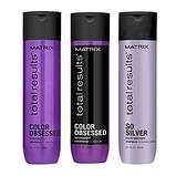 Шампунь для нейтрализации желтизны Matrix Total Results So Silver Color Obsessed Shampoo 1000 мл., фото 2