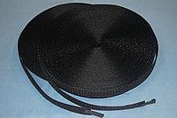 Липучка для одежды (черная) - 20 мм. (25 метров)