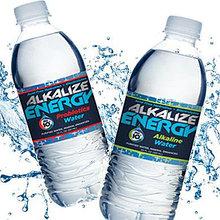 Ионизированная вода с пробиотиками ALKALIZE ENERGY.