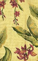 Портьерная ткань для штор и обивки, гобелен с цветочным узором