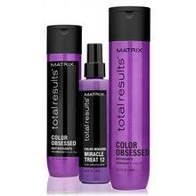 Защита и блеск окрашенных волос - Matrix Total Results Color Obsessed