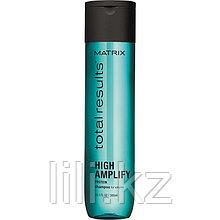 Шампунь для объема тонких волос с протеинами Matrix Total Results High Amplify Protein Shampoo 300 мл.