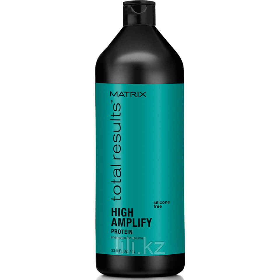 Шампунь для объема тонких волос с протеинами Matrix Total Results High Amplify Protein Shampoo 1000 мл.