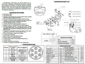 Фаркоп TOYOTA Land Cruiser 200 2007- г.в., 3054-F, Bosal, 2500/100кг