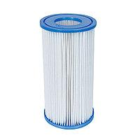 Картридж для фильтра, BESTWAY, 58012, III, Сине-Белый, Цветная коробка
