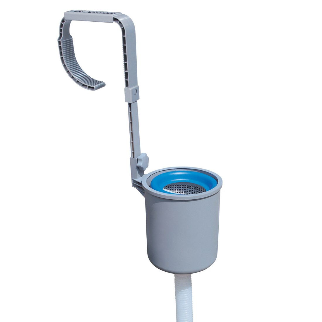 Скиммер для бассейна, BESTWAY, 58233, Пластик, Серый, Цветная коробка