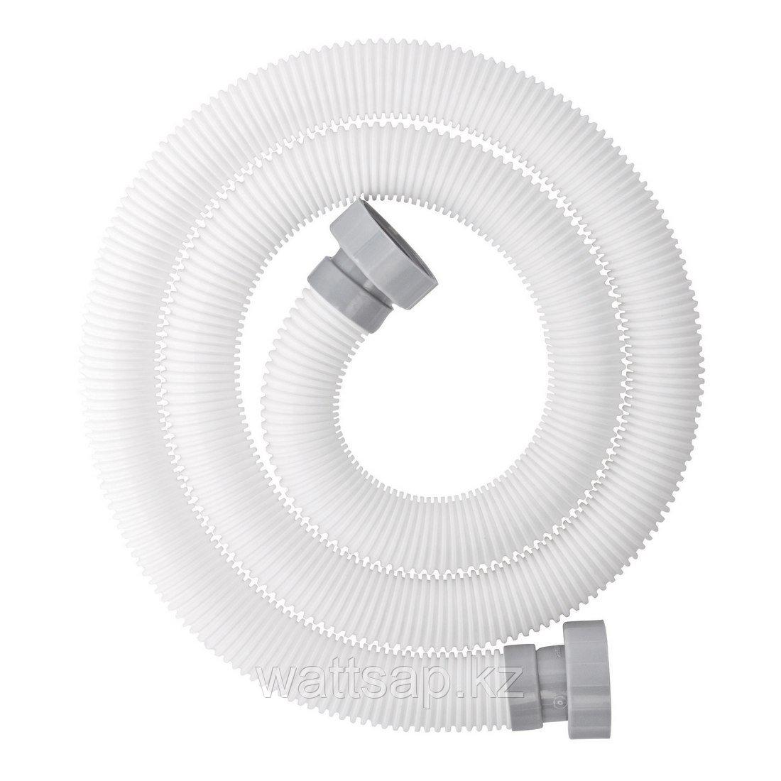 Шланг для фильтр-насоса, BESTWAY, 58246, Диаметр 32 мм, Длина 2 метра, Серый, Цветная коробка