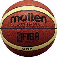 Баскетбольный мяч Molten GG7, фото 1