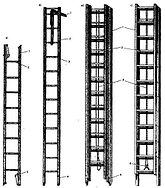 Лестницы пожарные