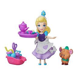 """Hasbro Disney """"Маленькое королевство"""" Золушка и Гас"""