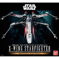 SW Сборная модель Истребитель X-Wing Fighter 1/48 со зв. и св., фото 1