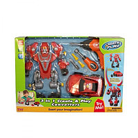 Робот трансформер, фото 1
