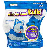 Песок для лепки Kinetic Sand серия Build. Набор 2 цвета. 454 грамма