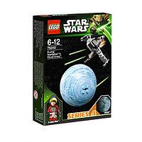 Lego Star Wars 75010 Истребитель B-wing и планета Эндор, фото 1