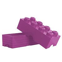 Ящик лиловый для хранения игрушек LEGO Friends