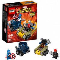 Супер Герои Капитан Америка против Красного Черепа™, фото 1