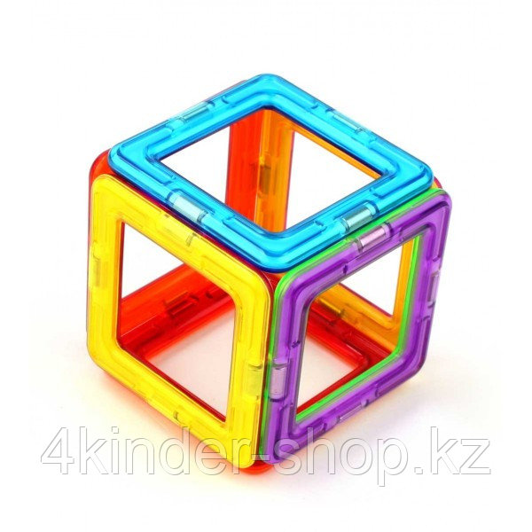 Magformers 6 (квадраты) - фото 3