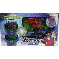 Набор Лазерная атака (2 шлема, 2 автомата), фото 1