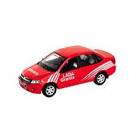 Игрушка модель машины 1:34-39 LADA Granta rally
