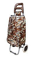 Универсальная сумка-тележка на двух колесах