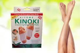 """Пластырь для выведения токсинов """"Kinoki"""""""