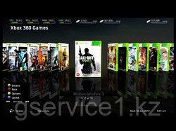 Закачка игр на жёсткий диск (HDD) XBOX 360 по 600тг [копия 1dvd]