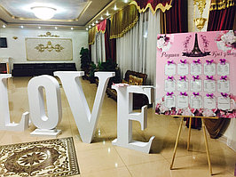 """ОБЪЕМНЫЕ БУКВЫ - это прекрасное решение  для Свадебный фотосессий , съемка в стиле """"lovestory"""" или любая другая тематическая фотосессия !!!"""