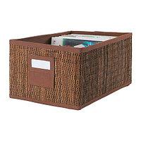 Коробка МОТОРП, бамбук, ИКЕА, IKEA