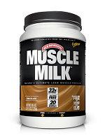 Заменитель питания Muscle Milk, 2,47 lbs.