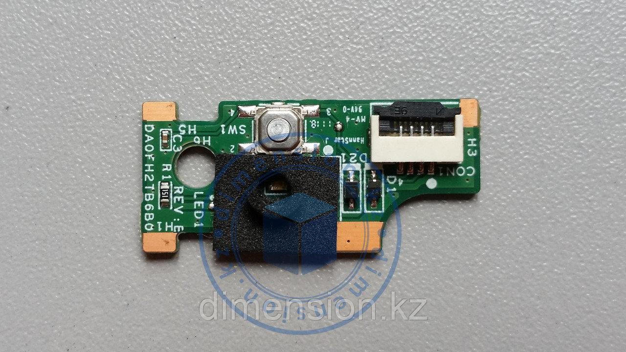 Кнопка включения DA0FH2TB6B0 FUJITSU Lifebook AH530