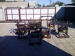 Станки для шлакоблоков. станки в казахстане.строительные блоки (пескоблок, шлакоблок, керамзитоблок)