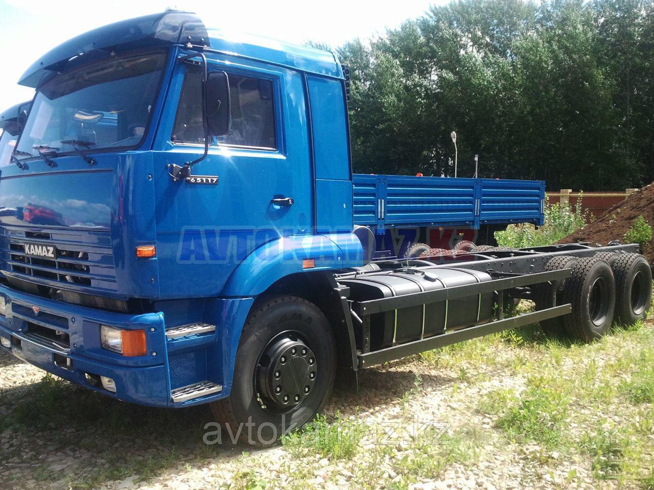 Шасси КамАЗ 65117-3010-23 (2014 г.)