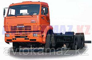 Шасси КамАЗ 6520-3072-73 (Сборка РК, 2014 г.)