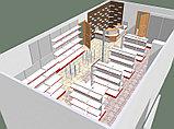 Проект дизайн торговой площади, фото 2
