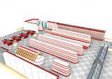 Проект дизайн торговой площади, фото 3