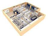Проект дизайн торговой площади, фото 4