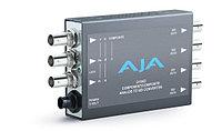 AJA D10AD конвертер аналог-SDI