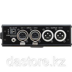 Azden FMX-20 Портативный 2-х канальный аудио микшер, фото 3