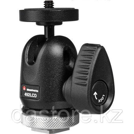 Manfrotto 492LCD голова крепление мониторов на камеру или Ronin, фото 2