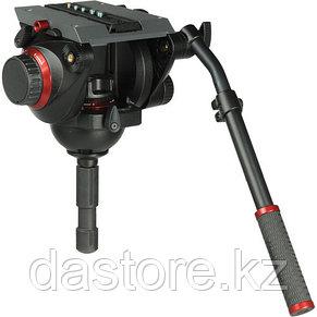 Manfrotto 509HD,545GB штатив-трипод с нижней растяжкой, фото 2
