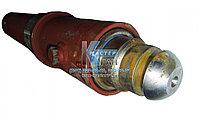 Гидроцилиндр вывешивания ЦГ-100.80х650.55 гидроопора автокрана Ивановец КС-35714, КС-35715 на шасси Урал