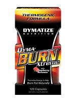 Жиросжигатель Dyma-Burn with EPX 200, 120 tab.