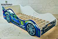 Детская кровать-машина «Молния», фото 2