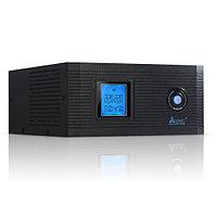Инвертор, SVC, DI-1000-F-LCD (800W), Вход 12В и/или 220В, Выход 220В (Чистая синусоида на выходе), Диапазон работы AVR: 145-270В, Функция заряда, фото 1