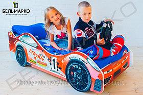 Детская кровать-машина «Стрела»
