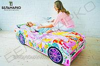 Детская кровать-машина «Фея», фото 3