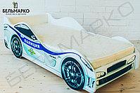 Детская кровать-машина «Полиция», фото 5