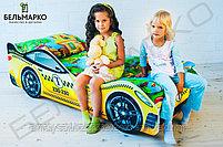Детская кровать-машина «Такси», фото 2